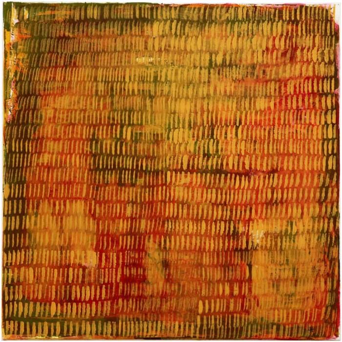 """1347"", 2013, 100 x 100 cm, Acryl, Leinwand auf Keilrahmen (03)"