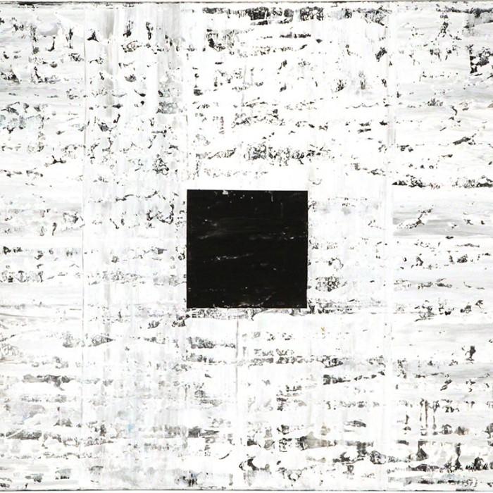 """""""Mitte"""", 2014, 100 x 80 cm, Acryl, Leinwand auf Keilrahmen (12)"""