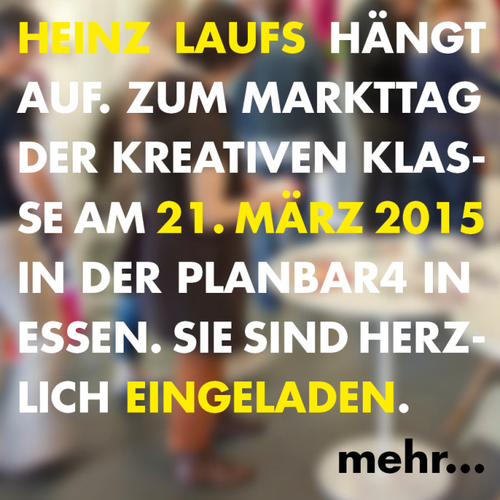 Laufs-Markttag-Kachel